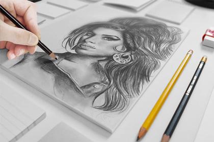 artist-sketch-free-mockup