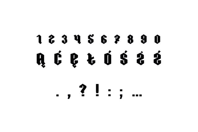 Ordnung Free Font