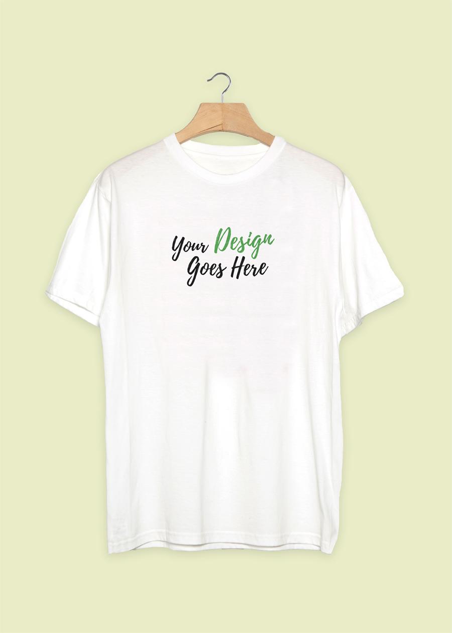 Free T-Shirt Mockup – Free Design Resources e3dcf76a7