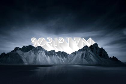 SCRIPTUM - Free PSD Template