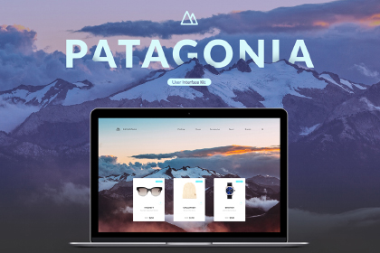 patagonia-psd-template