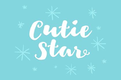 Cutie-Star-Free-Font