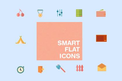 Smart Flat Icons