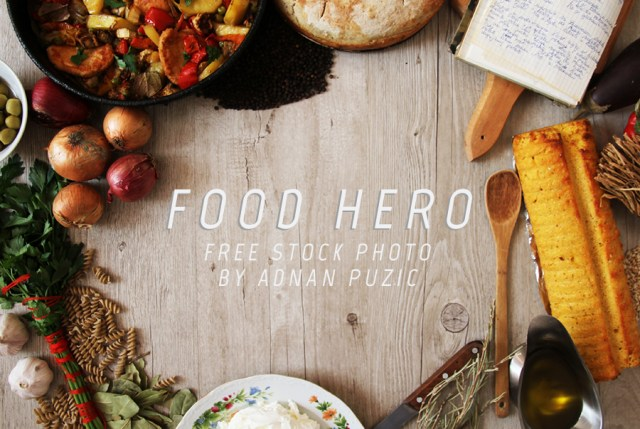 Food Hero - Free Stock Photos