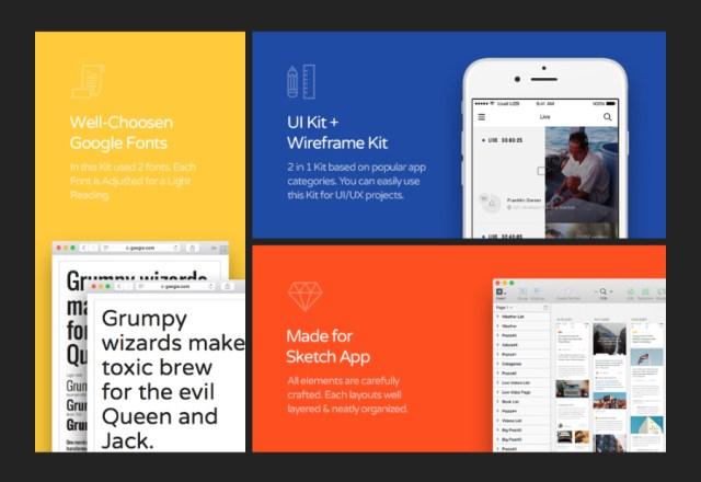 Aware - Mobile UI Kit