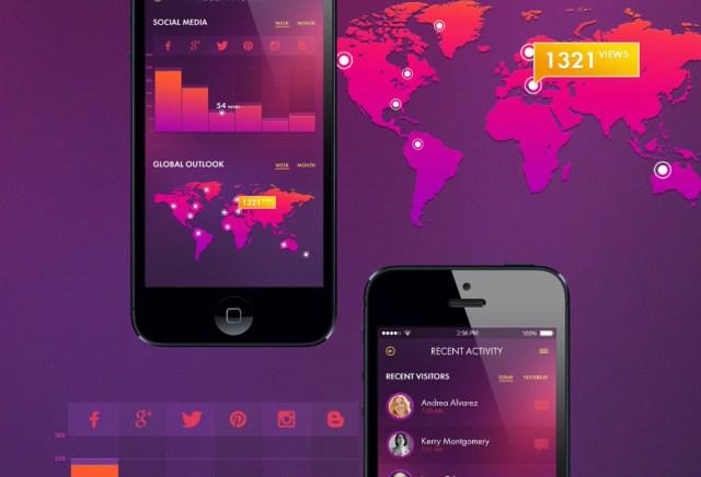 Dashy - Mobile UI Kit
