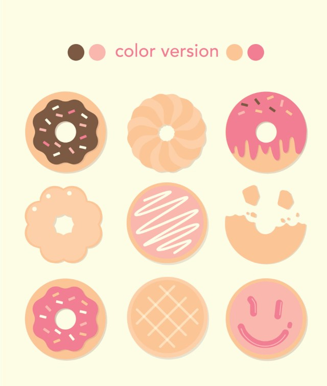 Free Donut Icons