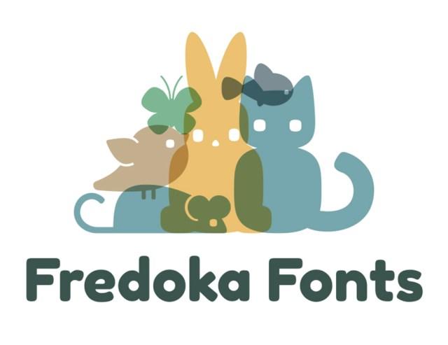 Fredoka Free Fonts