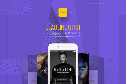 Free Deadline UI Kit