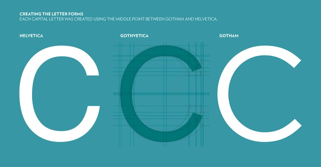 Gothvetica Book Free Font