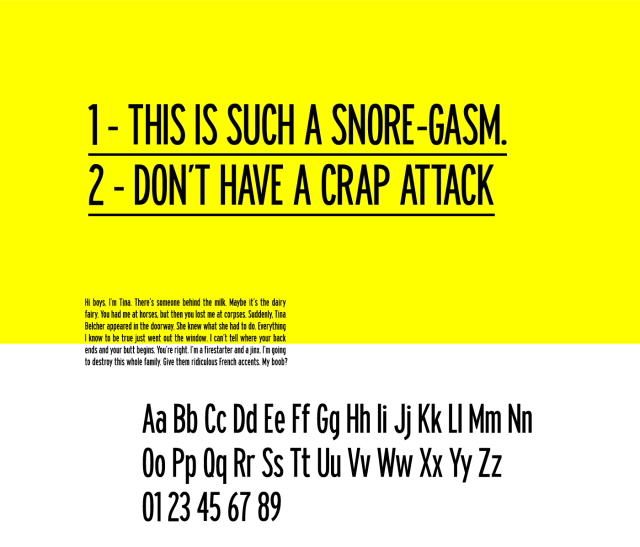 Umhlanga Sans Free Font