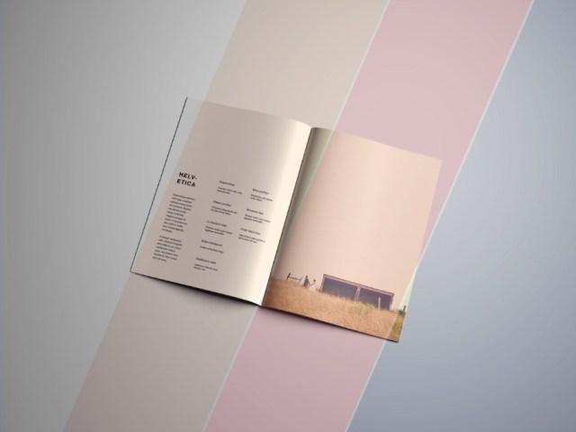 Free Brochure Mockup