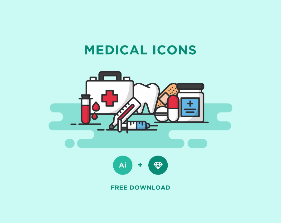 free medical vector icons free design resources rh freedesignresources net medical vector background medical vector free download