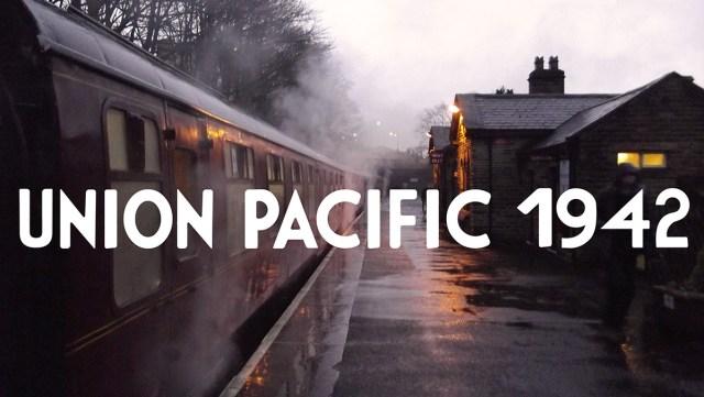 Union Pacific 1942 Free Font