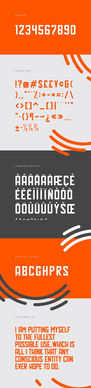 Hal Free Headline Typeface