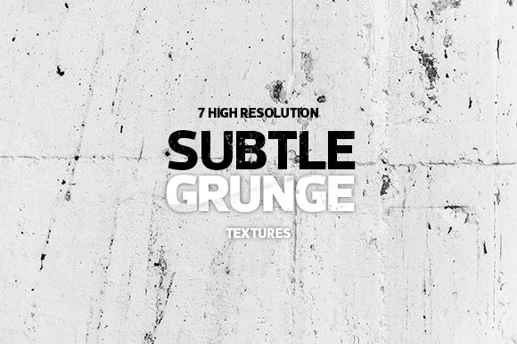 Free Subtle Grunge Textures
