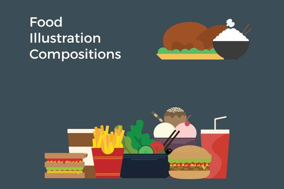 Free Vector Food Illustration