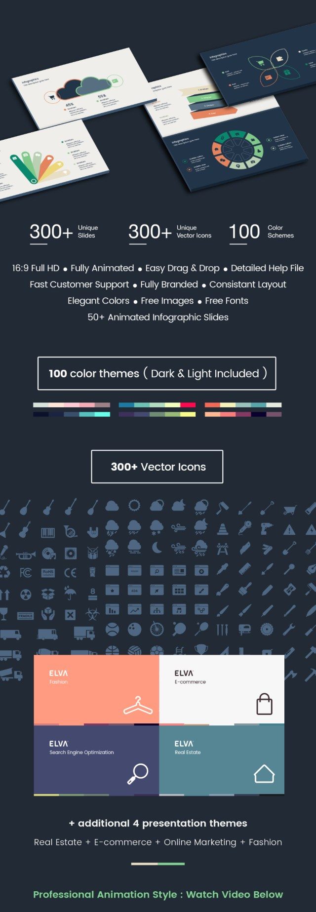 Elva free powerpoint presentation template free design resources elva free powerpoint presentation template elva free powerpoint presentation template toneelgroepblik Choice Image