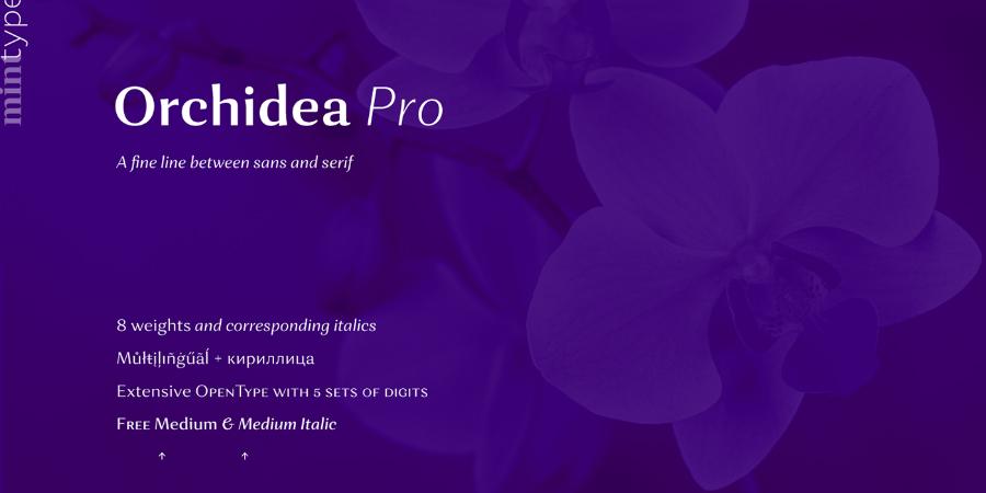Orchidea Pro Free Demo