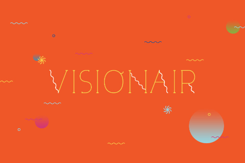 Visionair Display Free Typeface