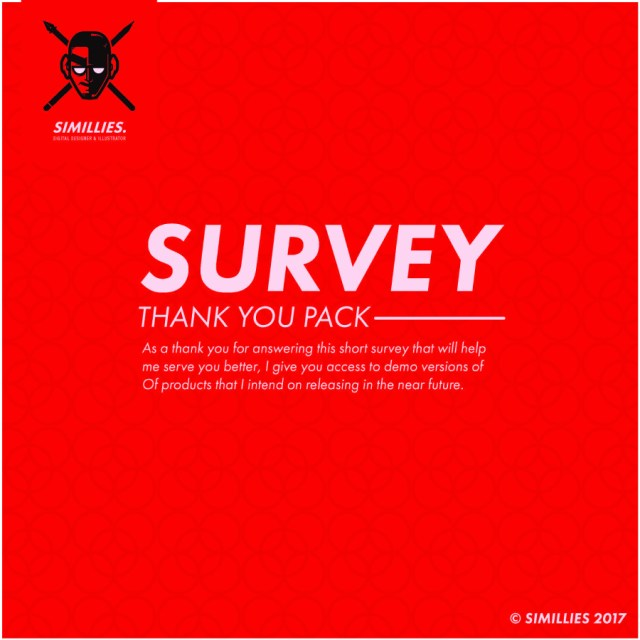 Free Survey Pack Elements