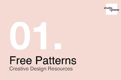 10 Free Editable Patterns