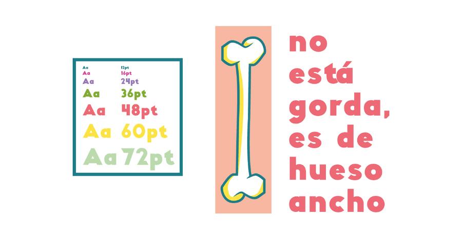 Gruesa Sans Free Typeface