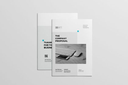 Free Professional Proposal Template