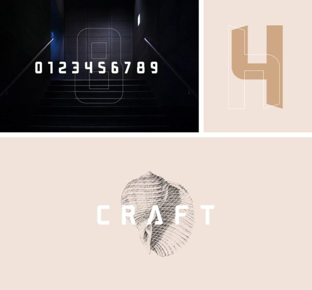 Brisk Pro Display Typeface