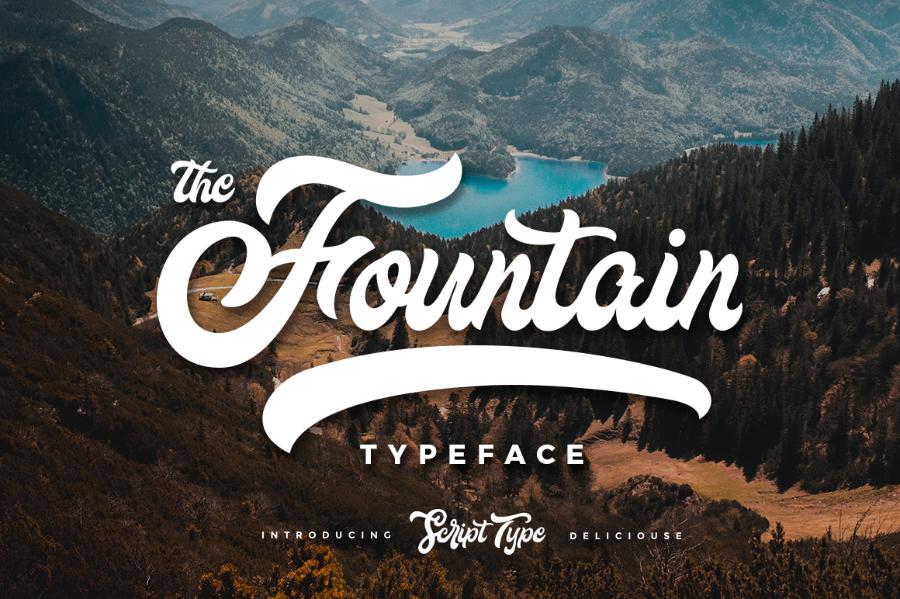 Fountain Script Free Demo