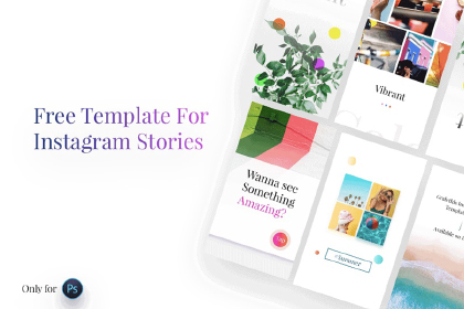 Instagram Stories Free Template