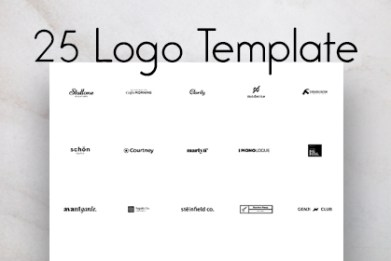 logo templates free design resources