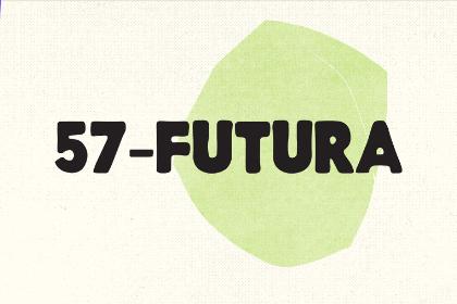 57-Futura Free Typeface