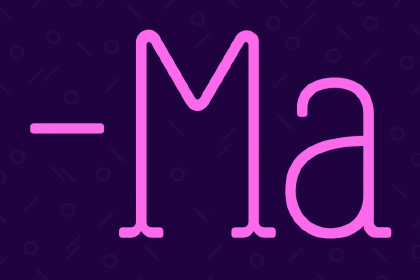 Mafalda Typefamily Free Demo
