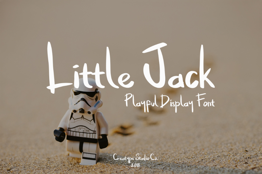Little Jack Font Free Demo