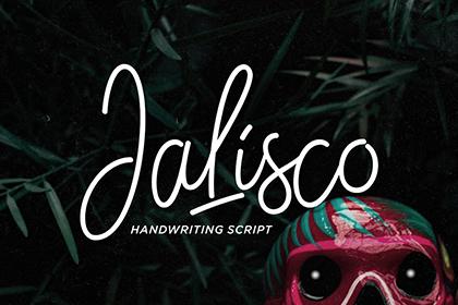 Jalisco Script Free Demo