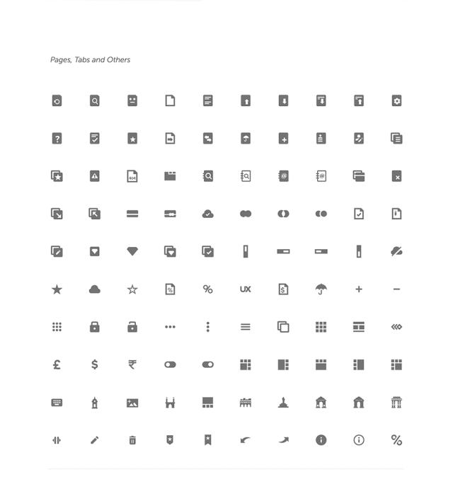 Free Sketch Icons Bundle