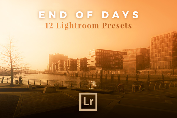 12 Post-Apocalyptic Lightroom Presets