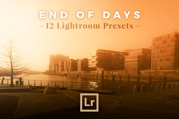 12 Post-Apocalyptic Lightroom Presets