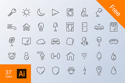 Home Routine Free Icons
