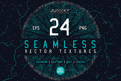 Dusty Seamless Patterns Demo