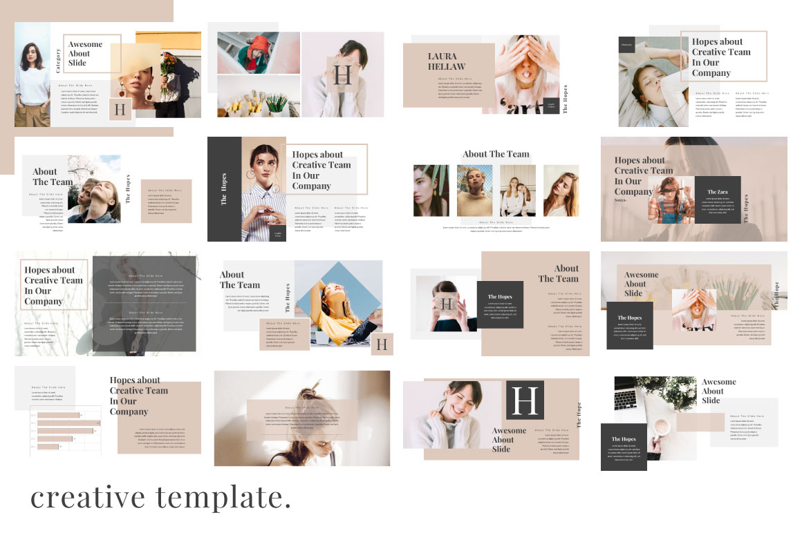 Free Hope Presentation Template