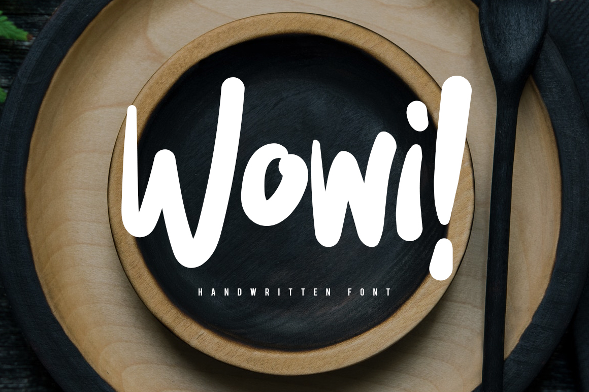 Wowi Free Display Typeface