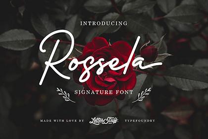 Rossela Script Free Demo
