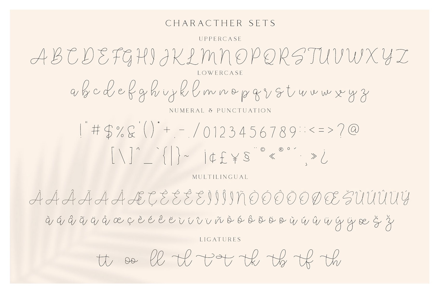 Lucylane Signature Font Demo