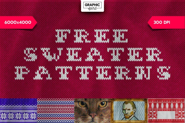 Free Christmas Sweater Patterns