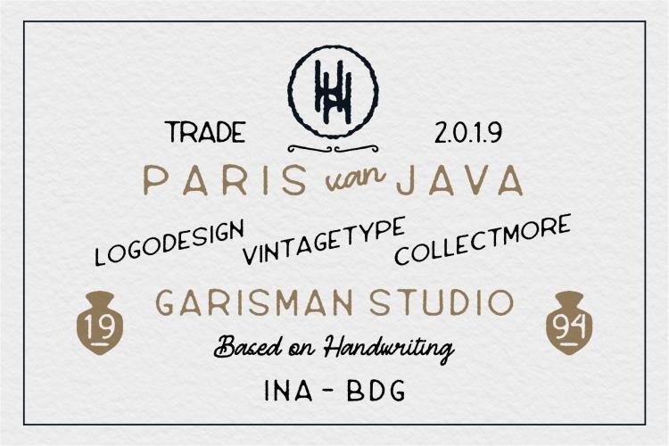 Hoolegan Font Duo Demo