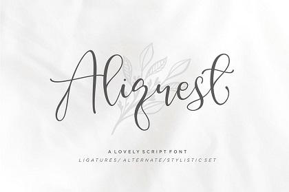 Aliquest Script Free Demo