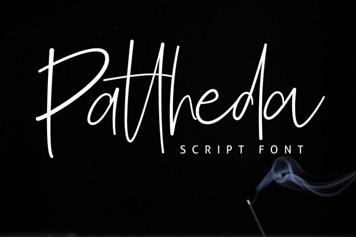 Pattheda Script Free Demo