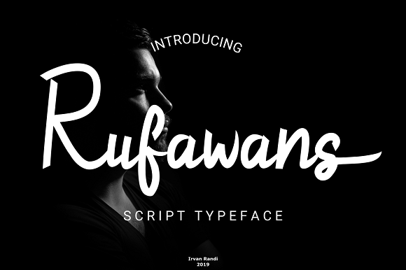 Rufawan Script Font Demo